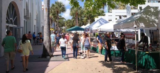 farmers market miami beach, miami farmers markets, miamicurated