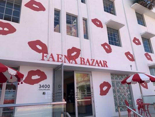 faena bazaar shops, Miami boutiques, Miami fashion, Miamicurated, faena bazaar