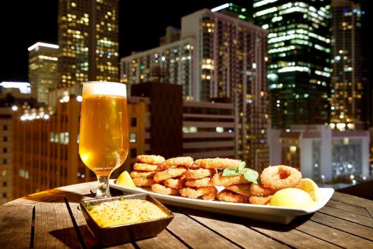 rooftop bars miami downtown