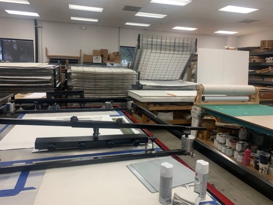 best print making facilities US, artist in residence program USF, tampa museums, things to do in tampa