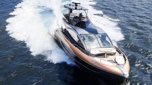 lexus yacht price, lexus yacht cost, miamicurated