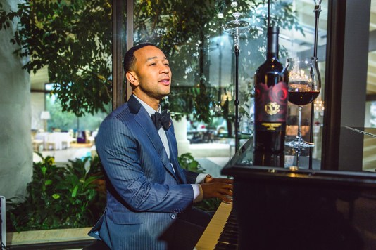 john legend events, john legend, MiamiCurated, taste of sbe miami