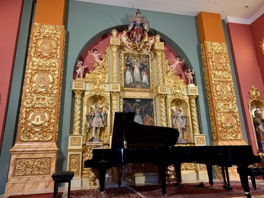 la merced chapel, miamicurated