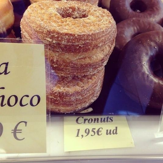best doughnuts in miami, cronut miami, granier, bakeries brickell, miamicurated