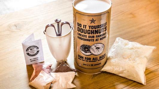 DIY doughnut kit, MiamiCurated