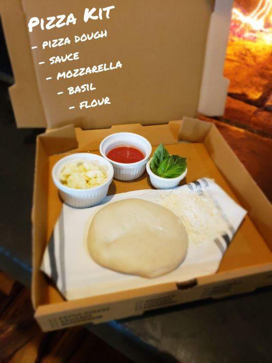 Miami pizza making kit, pizza making kit, MiamiCurated