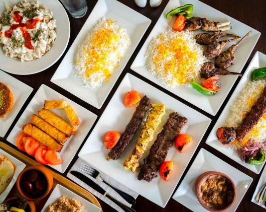 persian cuisine miami, persian food miami, MiamiCurated, persian restaurants Miami