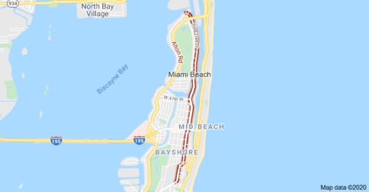 Miami Drives, Miamicurated