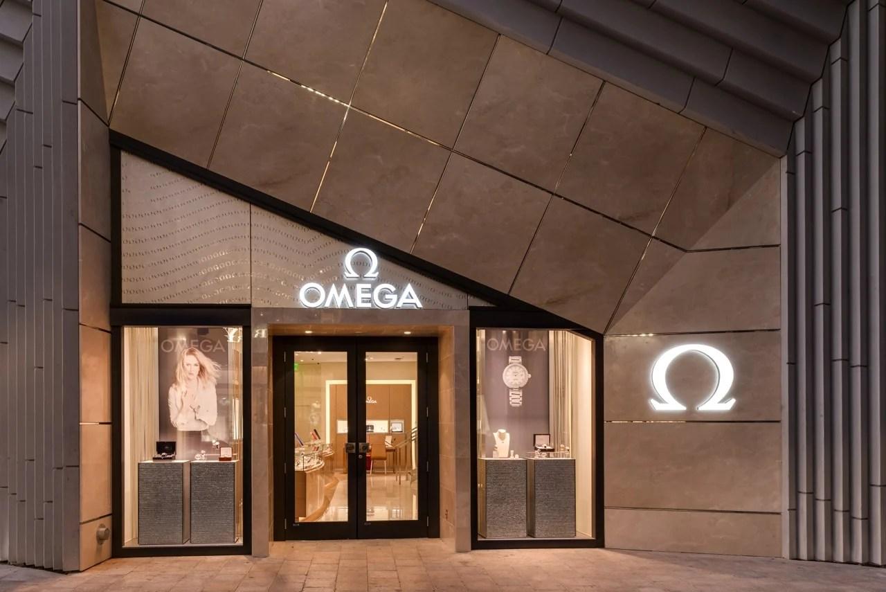 Mega News OMEGA Boutique Arrives On Time
