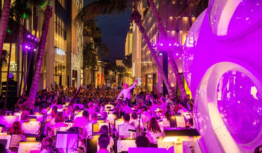 Performance Series: The Miami Symphony Orchestra