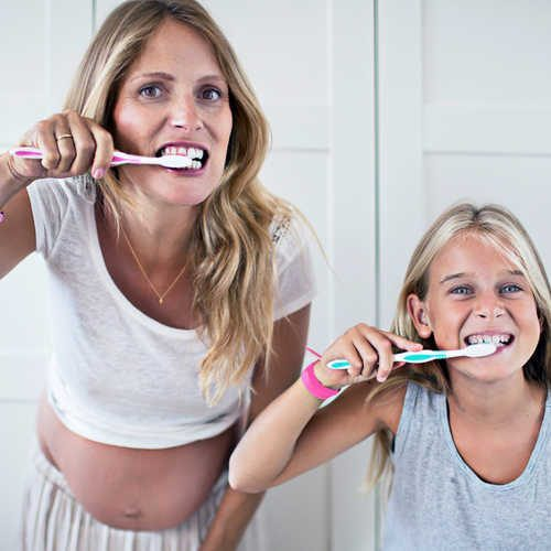 prenatal care dont forget your mouth