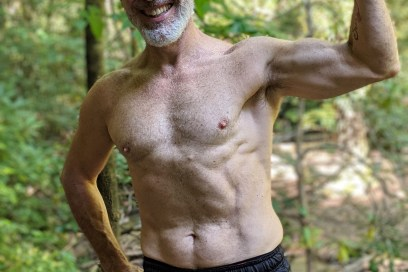 How to grow muscles in middle age?