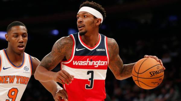 Bradley Beal agrees to extension. Here