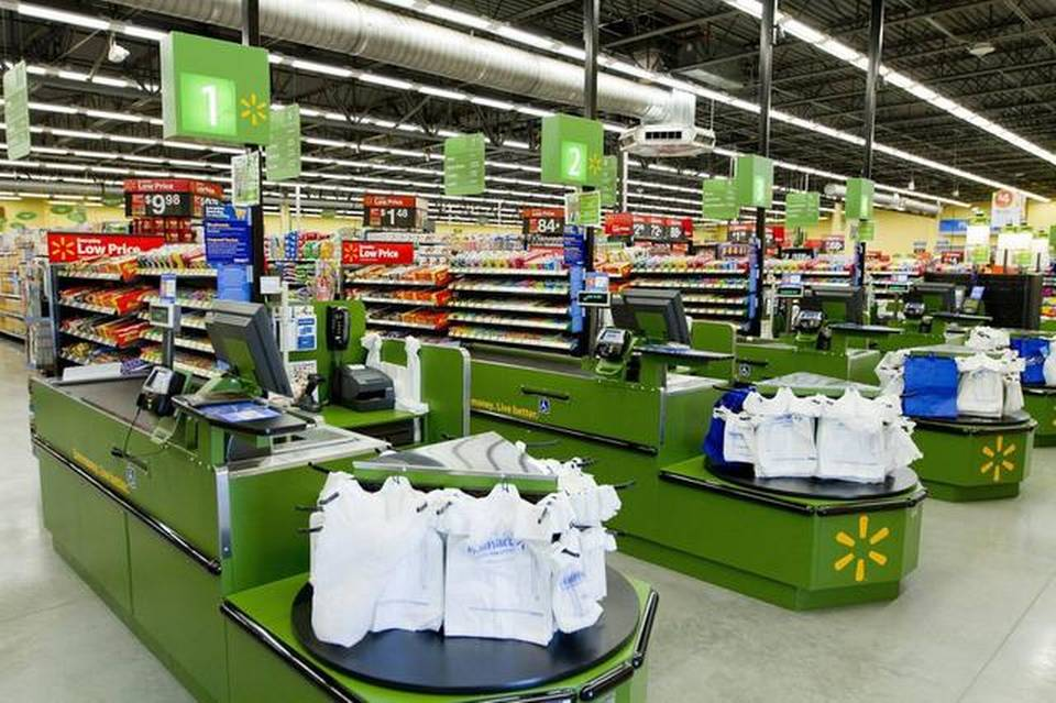 Walmart Neighborhood Market Store Layout
