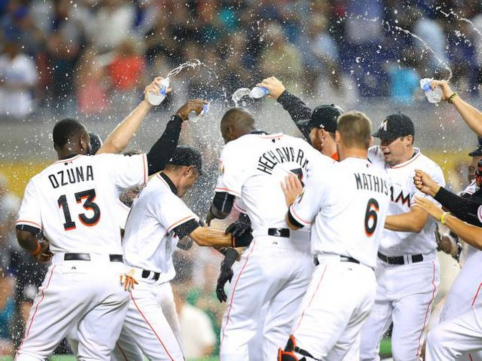 Image result for marlins players