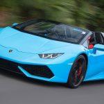 Lamborghini Huracan Spyder Rental Miami Lusso