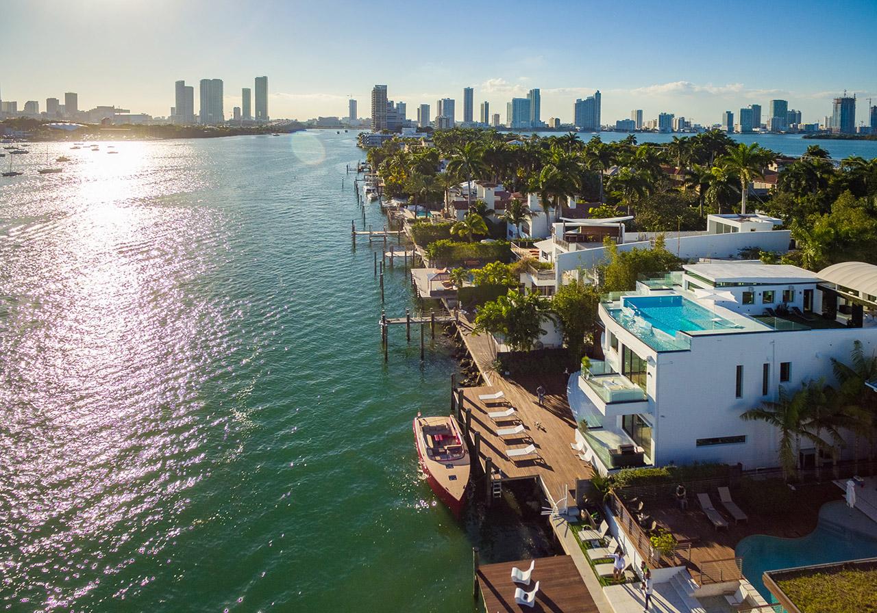 Ultra Luxe Venetian Islands Estate Boasts Hautest Amp LAST