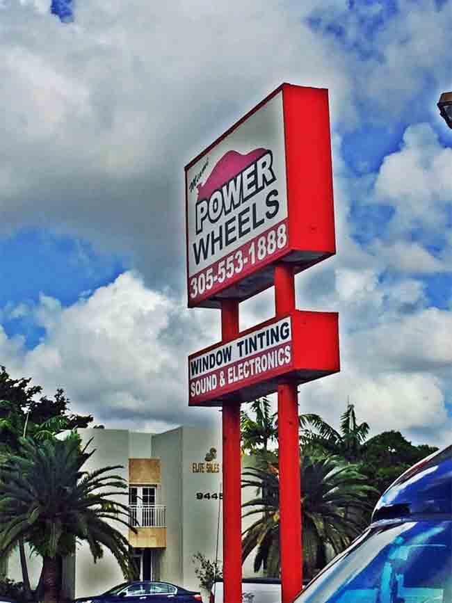 Miami Power Wheels