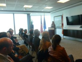 """Jean Monnet Project """"Workshop on Horizon 2020 and EU Research & Innovation Funding"""" at Gray Robinson, Attorneys at Law – Jan. 19, 2016"""