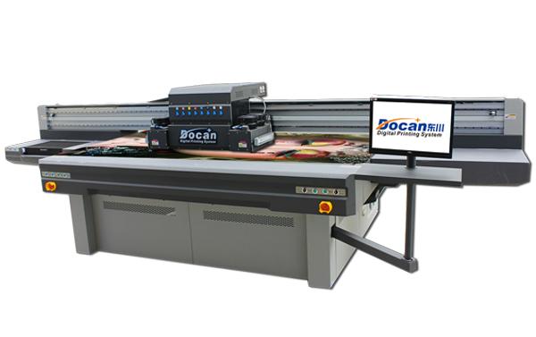 Docan H1600_uv_flatbed_printer