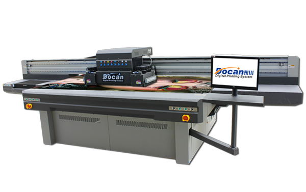 Docan H1600_uv_flatbed_printer