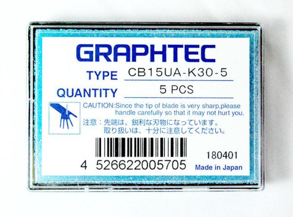 Graphtec Blade 60 FC FCX Series-CB15U-K30