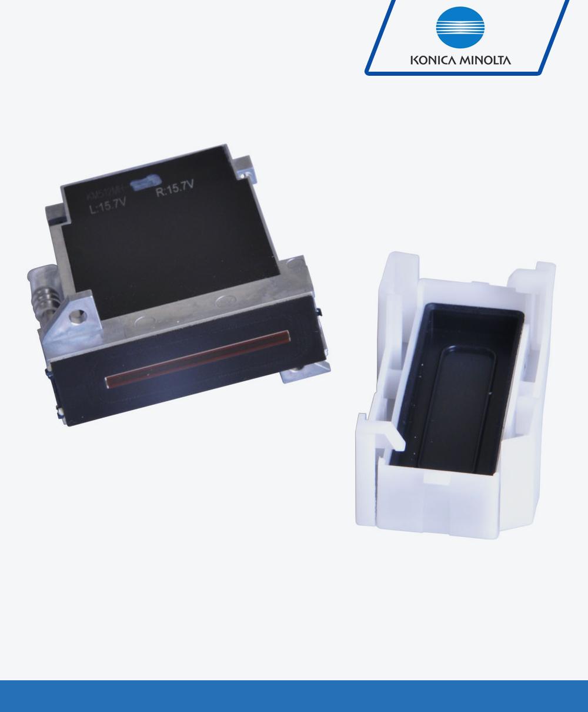Konica Minolta 512/14pl UV Printhead-KM512MH