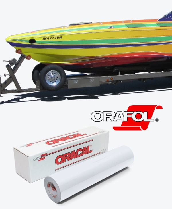Orafol Wrap Vinyl