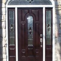Replacement Door - After - ProVia Heritage Fiberglass