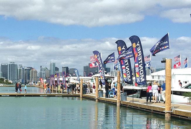 City Hails Miami International Boat Show Miami Today
