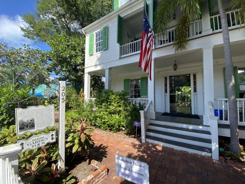Key West Audubon House Key West