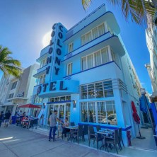 Ocean Drive Colony Hotel