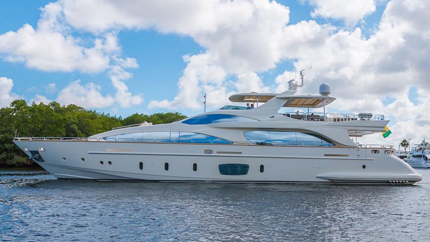 1 Miami Yacht Charters Yacht Rental In Miami