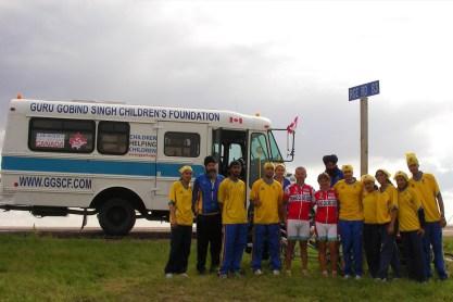 6 Canada 2009_Guru Gobind Singh Children's Foundation, Athikokan