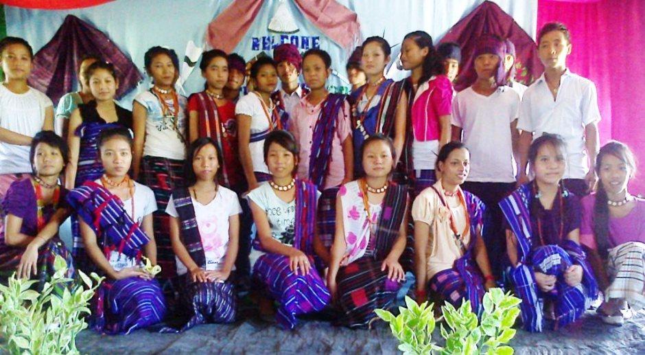 Cultural Fest in Newman School, Neotan