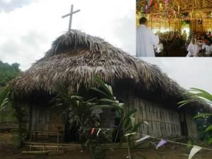 longkong Church Blessed