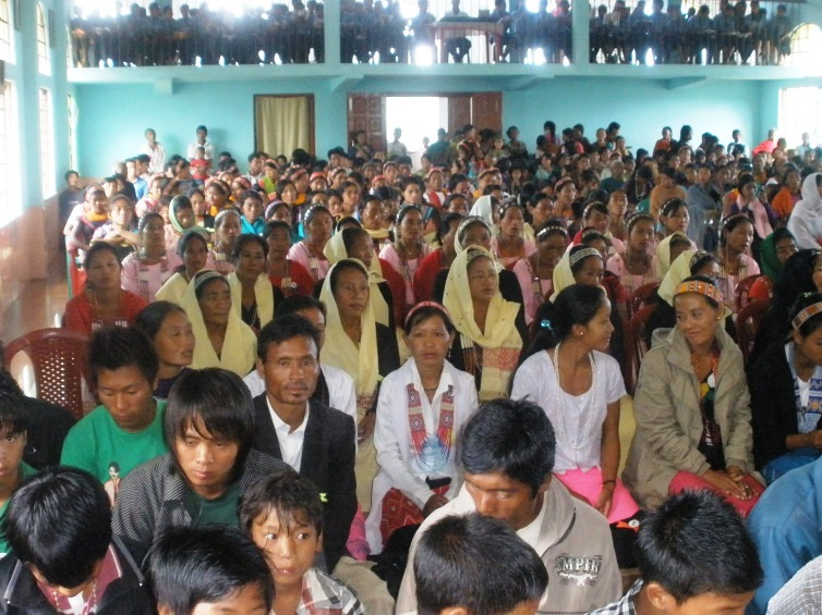 Women Convention in Miao