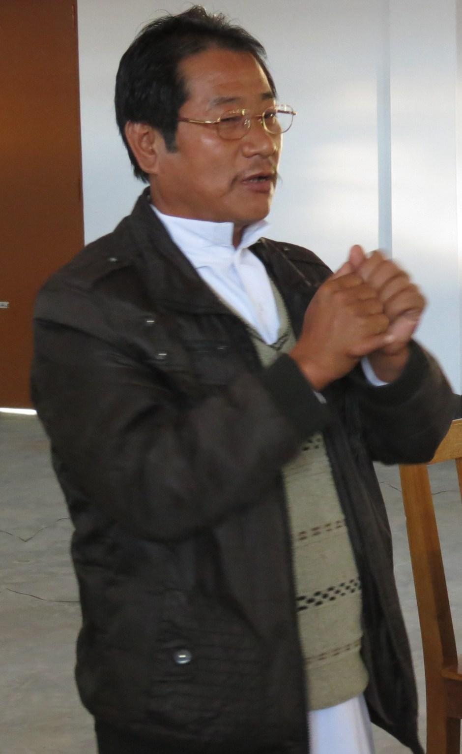 Mr. Domnic Khangam
