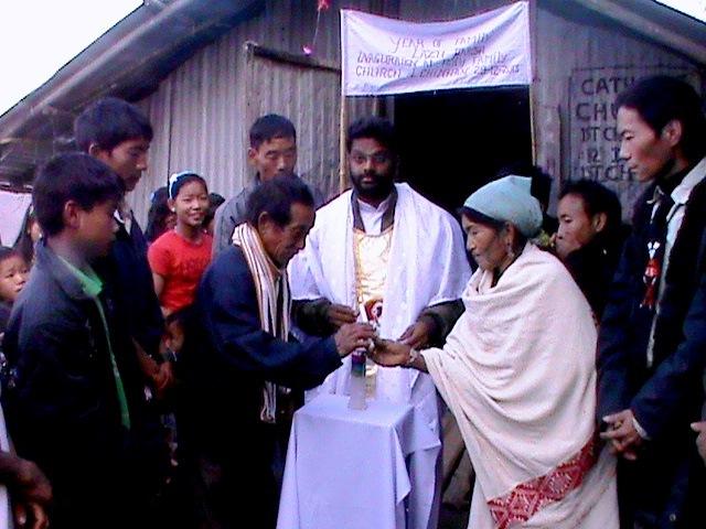 Family Year Inauguration in Lazu