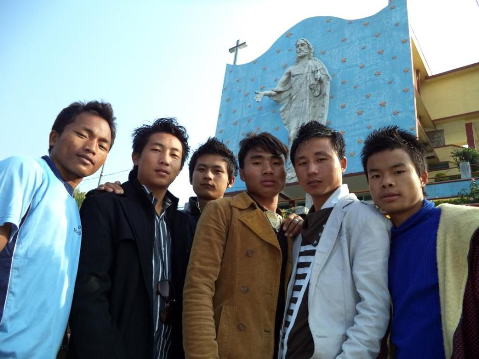 Jesus Youth in Miao