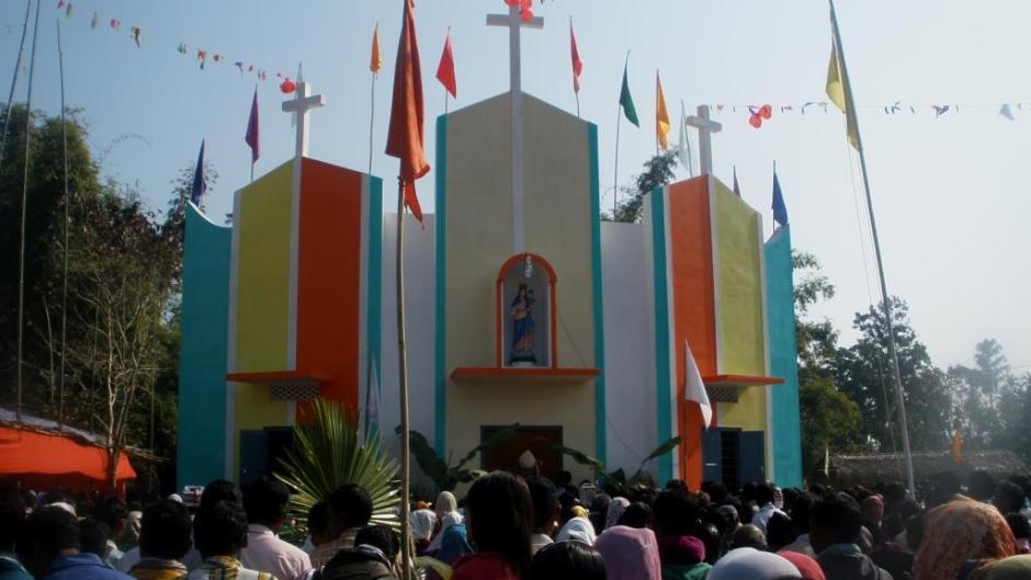 Kharem Pathar Church