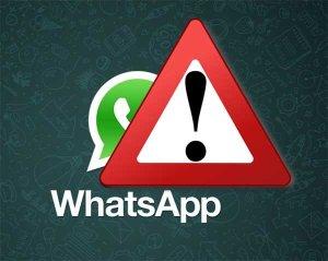 Riesgos por usar Whatsapp