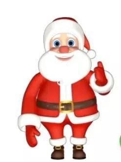 avatar animado navidad