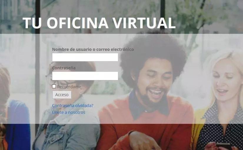 tu oficina virtual