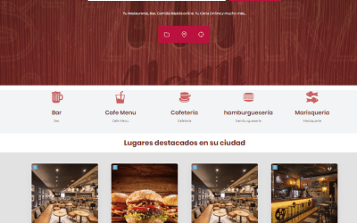 """Nuevo Negocio """"Mi Carta Online"""""""