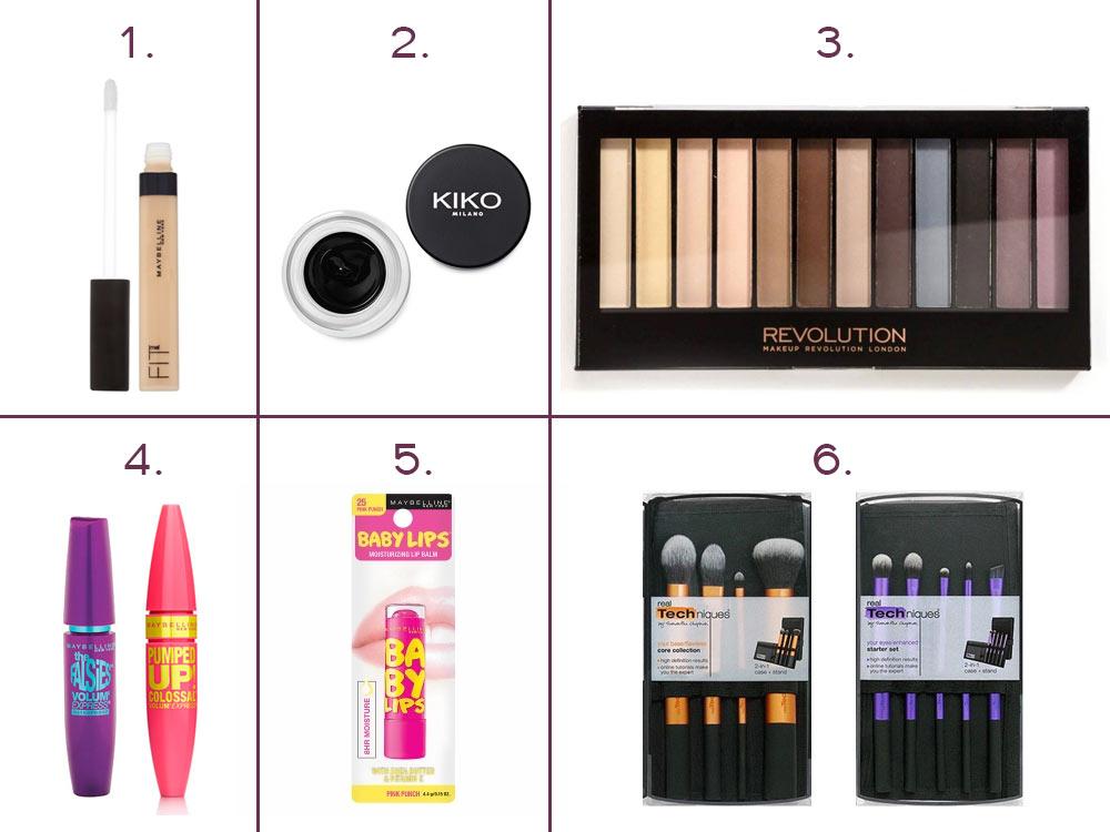 favoritos 2015 makeup