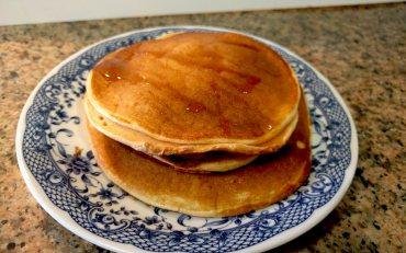 #Foodspiration Panquecas Proteicas