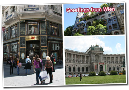 Shoppingguide Wien
