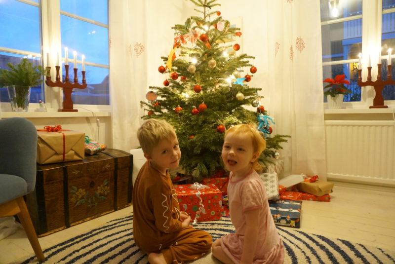 Julaftons morgon