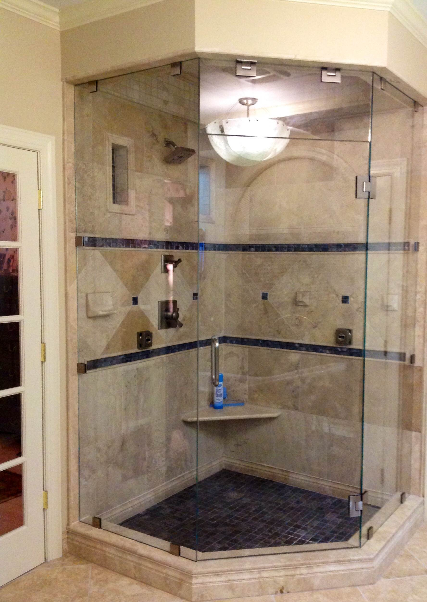 Glass Shower Enclosure Maintenance Mia Shower Doors